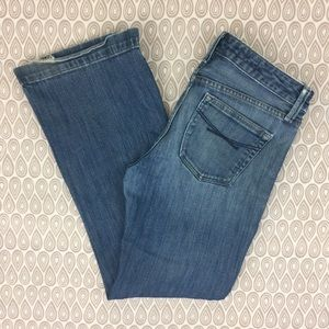 GAP 1969 Long And Lean Womens Jeans Size 27/4a C83
